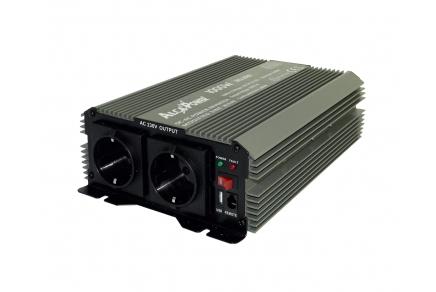 INV 12/220V 1000W Black
