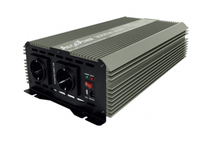 INV 12/220V 3000W Black