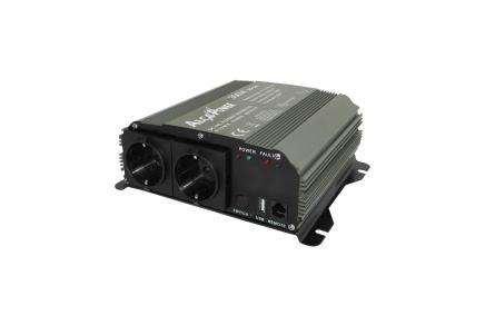 INV 24 / 220V 300W  PUR SINUS Black