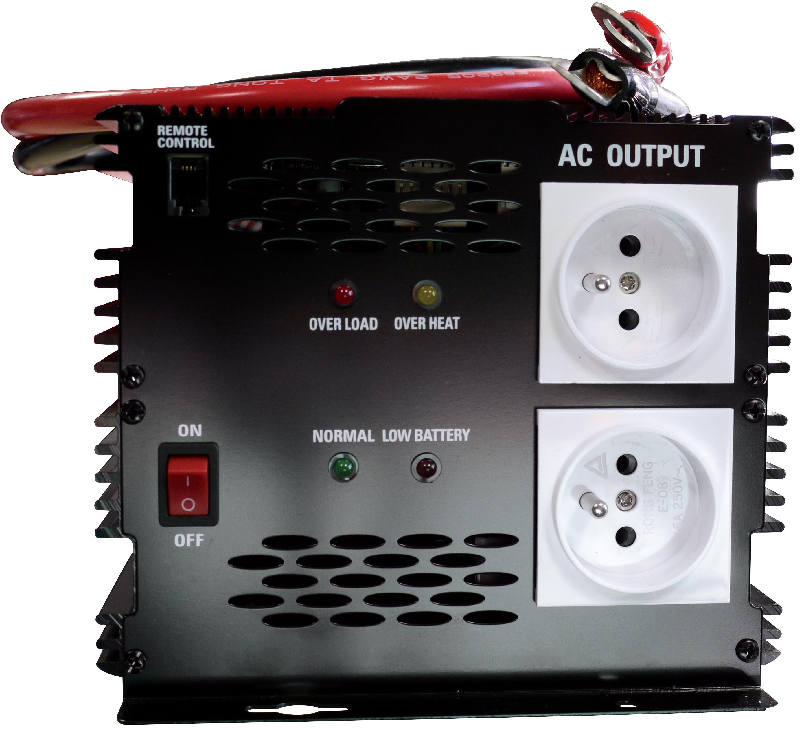 Convertisseur 24 V / 220 V - 3000 W